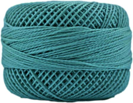 Finca Perle No.12 - Medium Teal Green