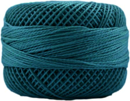 Finca Perle No.12 - Dark Teal Green