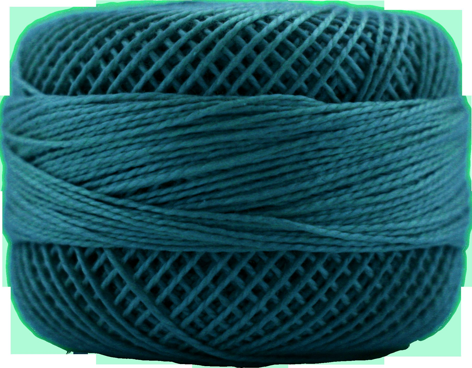 Finca Perle No.8 - Dark Teal Green