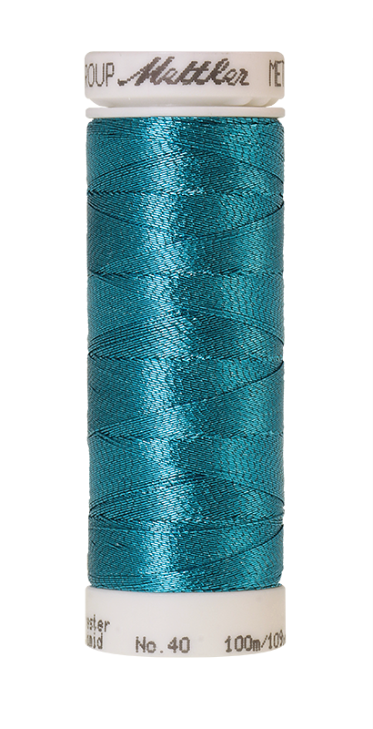 Bright Turquoise - Metallic Art. 7633