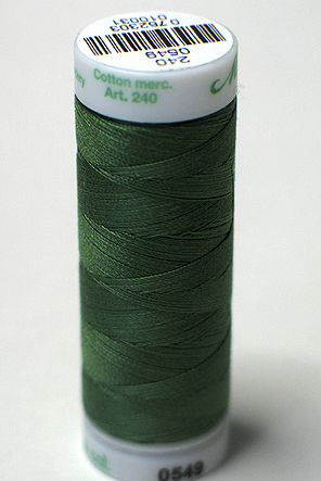Absinthe Green - Fine Embroidery Thread