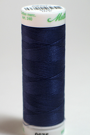 Imperial Blue - Fine Embroidery Thread