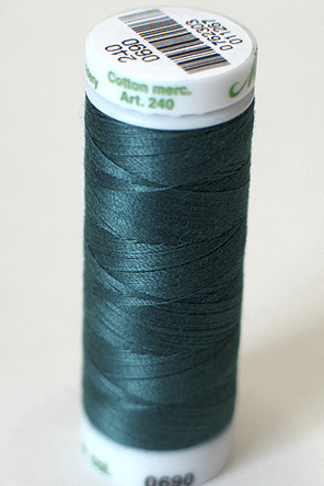 Blue Spruce - Fine Embroidery Thread