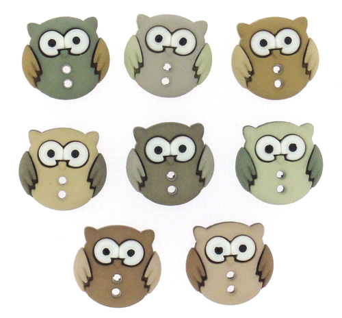 Sew Cute Owls