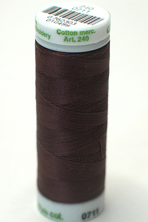 Brown Bear - Fine Embroidery Thread