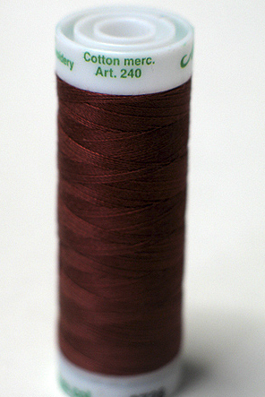 Coffee Bean - Fine Embroidery Thread