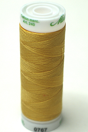 Star Gold - Fine Embroidery Thread