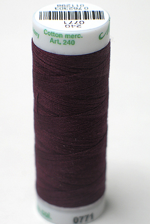 Bordeaux - Fine Embroidery Thread