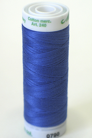 Royal Blue - Fine Embroidery Thread