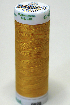 Gold - Fine Embroidery Thread