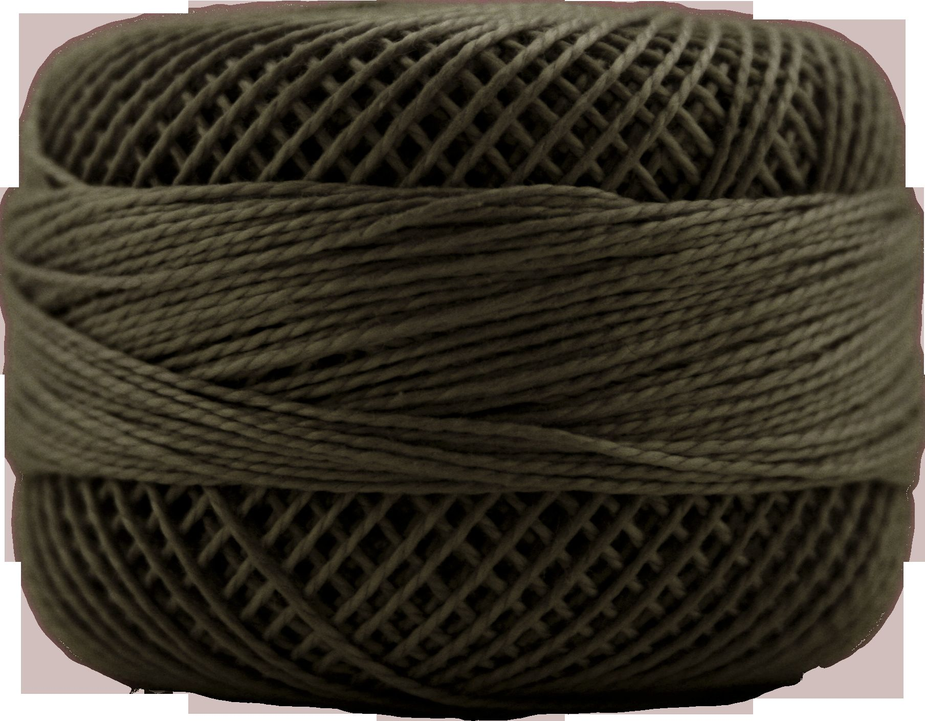 Finca Perle No.8 - Dark Drab Green Brown