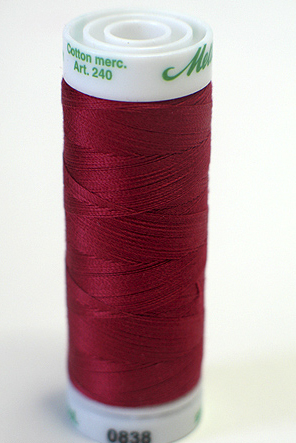 Madder Red - Fine Embroidery Thread
