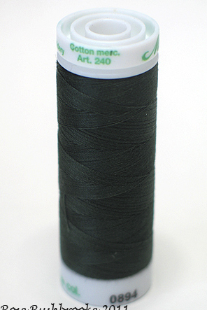 Holly - Fine Embroidery Thread