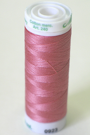 Pink Agate - Fine Embroidery Thread