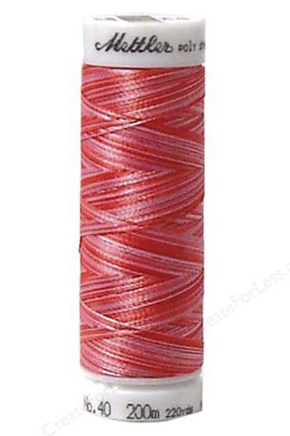 Strawberry Blitz - Polysheen Multi Thread