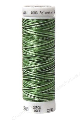 Field Greens - Polysheen Multi Thread