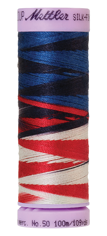Patriotic - Silk Finish Multi Art. 9075