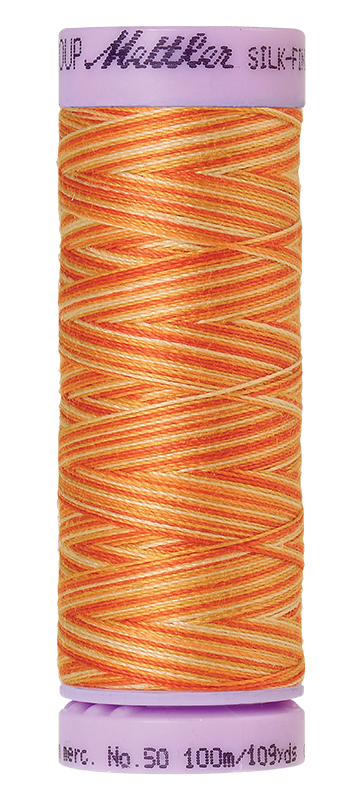 Rust Ombre - Silk Finish Multi Art. 9075