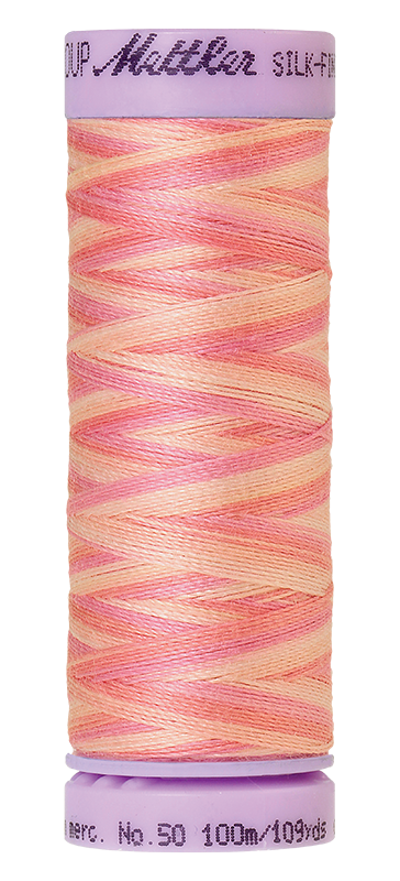 Dusty Rose - Silk Finish Multi Art. 9075