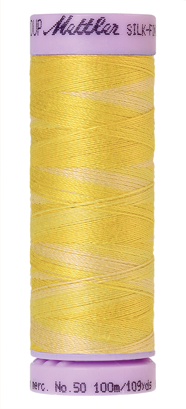 Canary Yellow - Silk Finish Multi Art. 9075