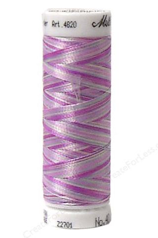 Plum Pourri - Polysheen Multi Thread