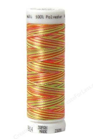 Sporty Neons - Polysheen Multi Thread