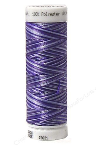 Violet Hues - Polysheen Multi Thread