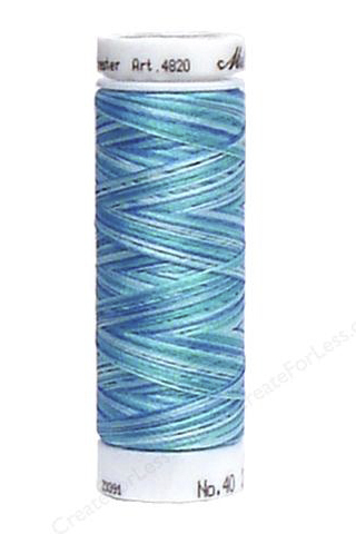 Aqua Waters - Polysheen Multi Thread