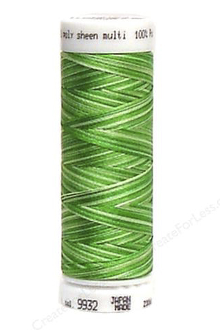 Spring Grass - Polysheen Multi Thread