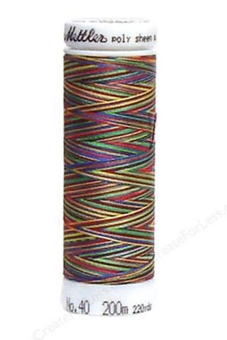 Primary Mix - Polysheen Multi Thread