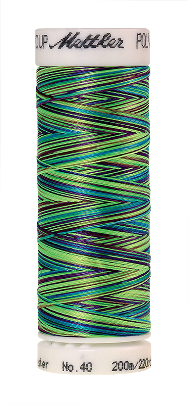 Lava Lamp - Polysheen Multi Art. 4820