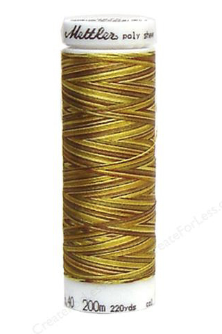 Gold Harvest - Polysheen Multi Thread