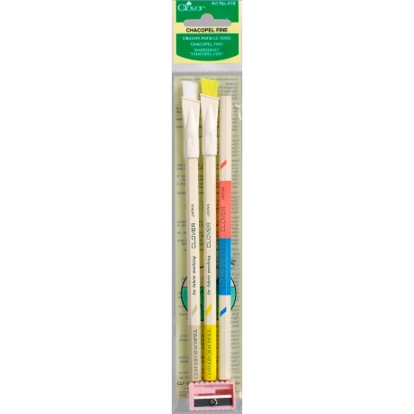 Clover Chacopel Pencils (Fine)