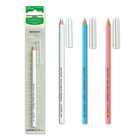 Clover Water Soluble Pencil (blue)