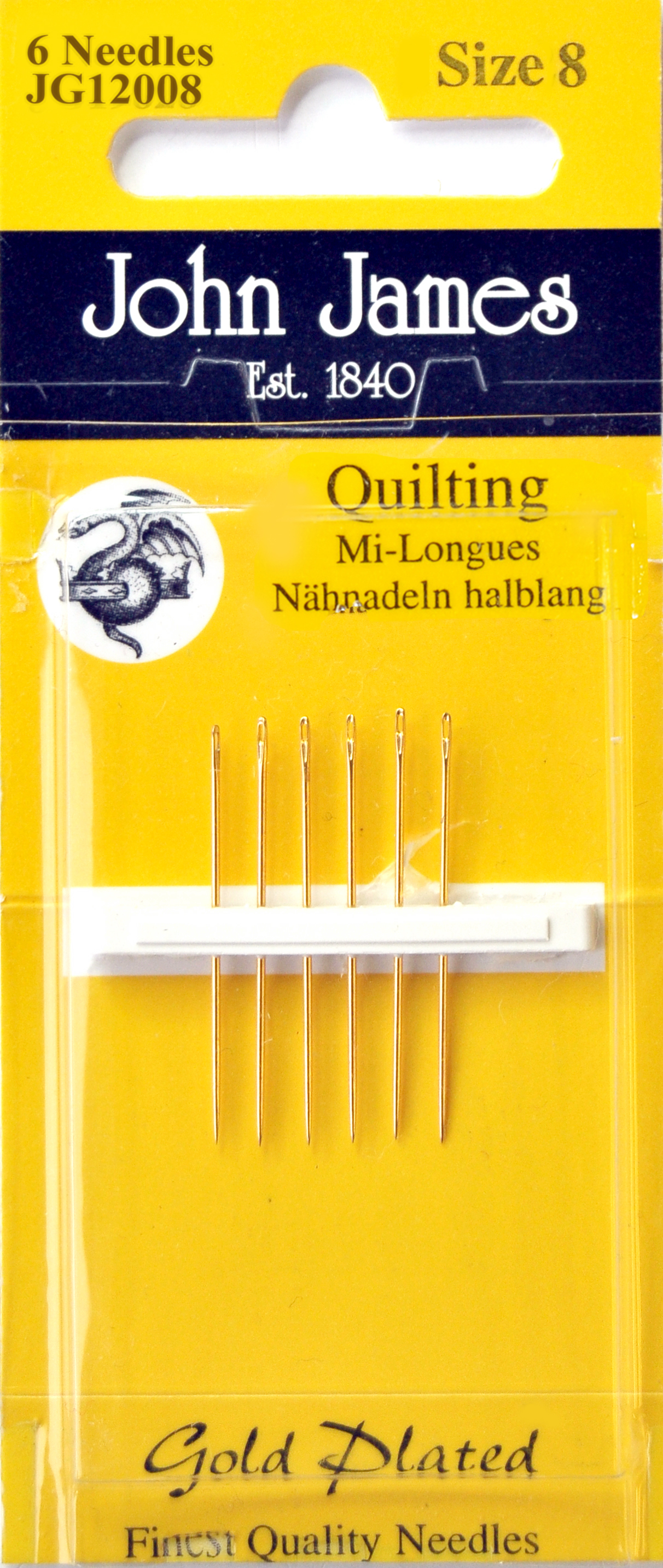 Quilting-Needles