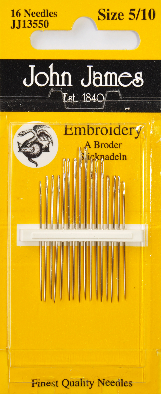 Embroidery-Needles