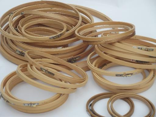 Qullting- -Embroidery-Hoops